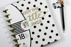 Bambi Happy Planner Polka Dots