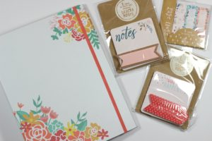 Target Planner and Post its