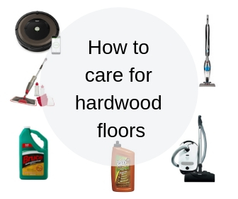 hardwood floor products