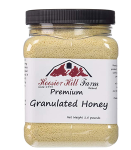Honey Crystals