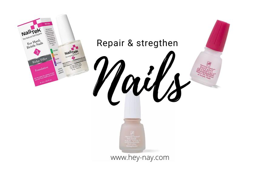 Nail Repair & Strengthen